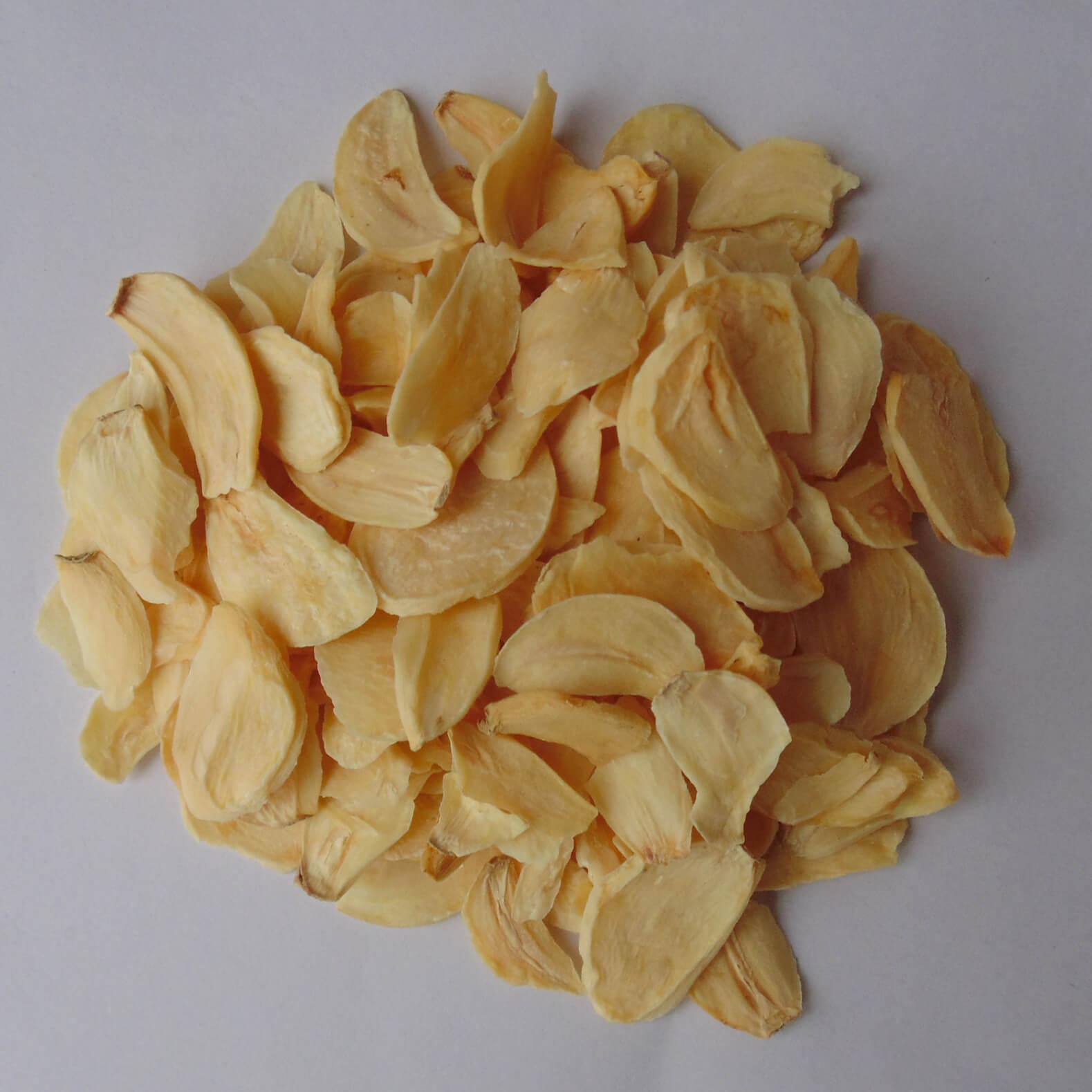 hybrid garlic flakes